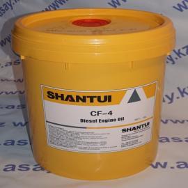 Моторное масло SHANTUI CF-4 10W30 (18 л)