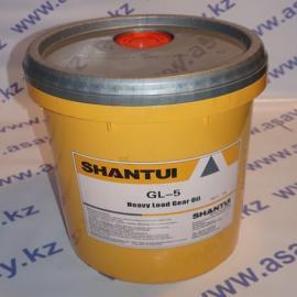 Трансмиссионное масло SHANTUI GL-5 80W-90 (зимнее) (18 л)