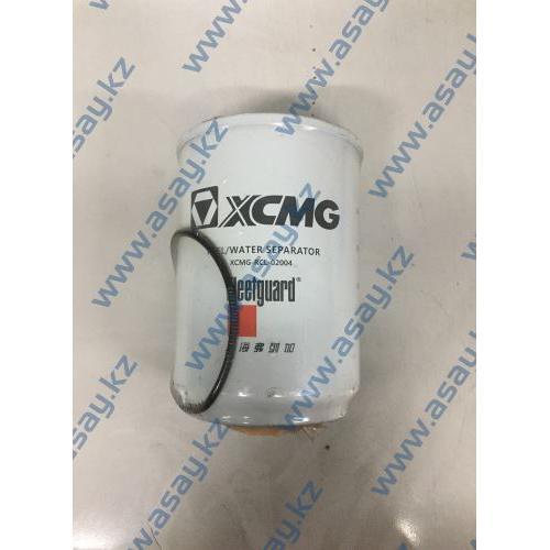 Водяной фильтр на экскаватор XE210E