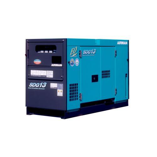Дизельный генератор SDG13S
