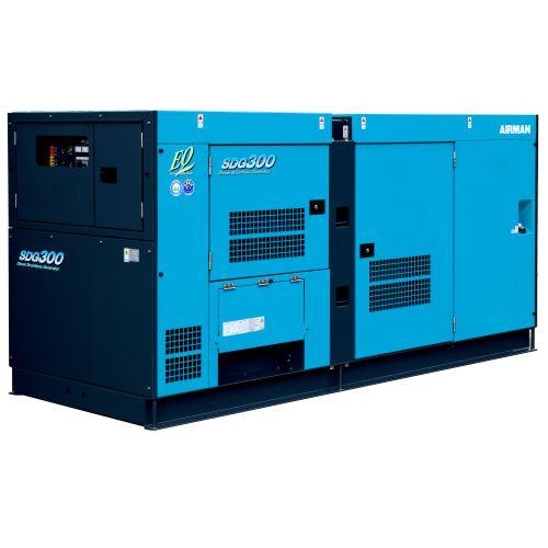 Дизельный генератор SDG300S