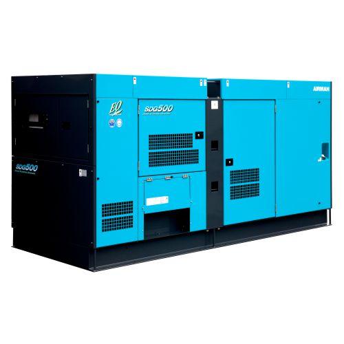 Дизельный генератор SDG500S