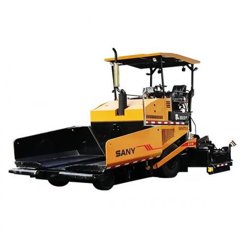 Асфальтоукладчик SANY SAP45C-IWEV