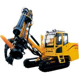 Пневмо-гидравлическая буровая установка JK 730