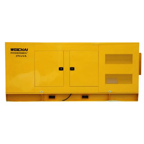 Дизельный генератор WEICHAI 800  кВт
