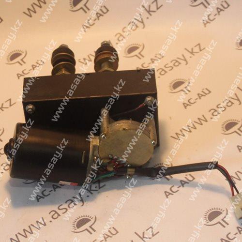 Моторчик стеклоотчистителя в сборе ZD2530-24V-500W