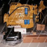 Двигатель погрузчика в сборе WD10G220E23