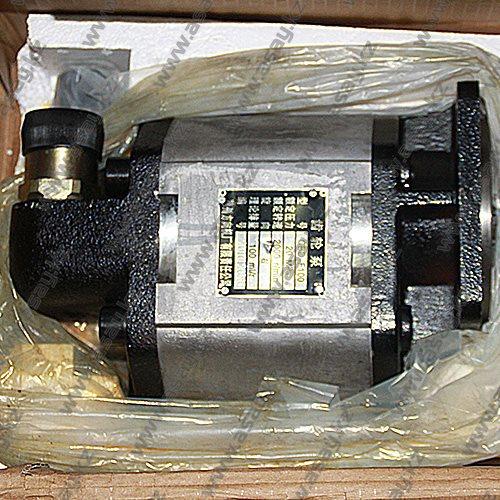 Насос подъема кузова (новый) CBD F100-20MPa 2000rmin Н.К.