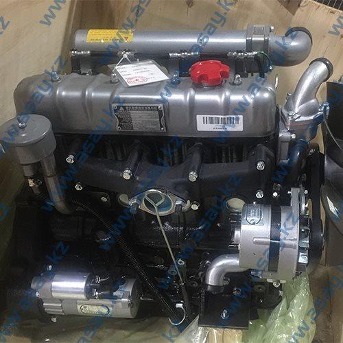 Двигатель  C490BPG  в сборе на вилочный погрузчик