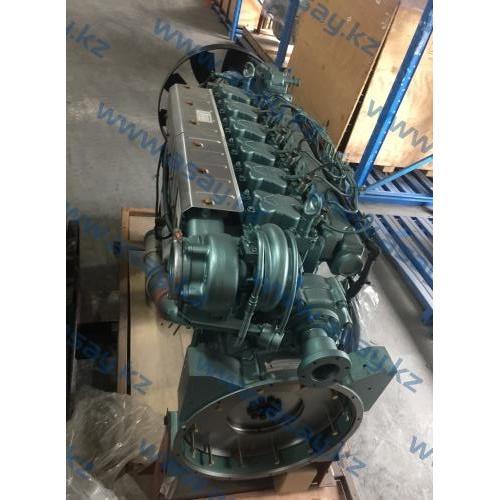 Двигатель в сборе D10.34-40 (на Миксер)